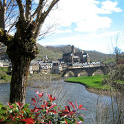 Estaing plus beau village