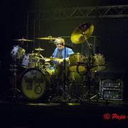 Deep Purple, Ian Paice,  Frankfurt, Festhalle
