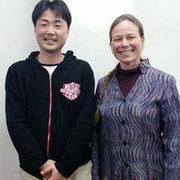 子供の治療、妊産婦治療の Dr エリザベスの勉強会にて