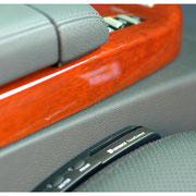 Einbau elektronisches Fahrtenbuch im Mercedes Benz S-Klasse