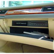 Einbau elektronisches Fahrtenbuch im AUDI A8