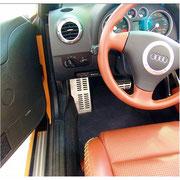 Einbau elektronisches Fahrtenbuch im AUDI TT