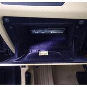 Einbau elektronisches Fahrtenbuch im BMW 5er