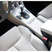 Einbau elektronisches Fahrtenbuch im VW Passat