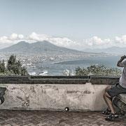 Fotografia di Gianni Maffi - Napoli