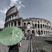 Fotografia di Gianni Maffi - Roma