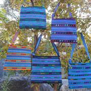 トドスサントス・手編みショルダー