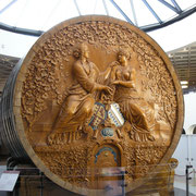 Chez Mercier, le foudre géant emmené à l'exposition universelle de 1889 à Paris