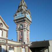 La tour des champagnes Castellane.