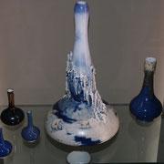 Quelques oeuvres en porcelaine