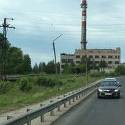 L'usine de chauffage