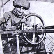 Raymonde de Laroche - Pionierin der Lüfte