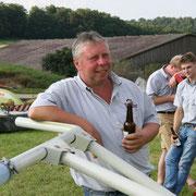 Reinhard Bürger-Grebe - Landwirtschaftsmeister und Betriebsinhaber