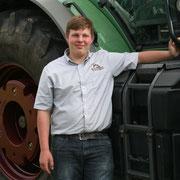 Lars Grebe - Aushilfe, Auszubildender Landmaschinenschlosser