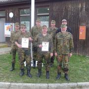 Schießen in Leiblfing 2015