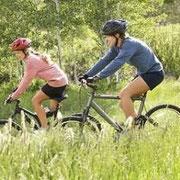 Balade à vélo dans le Lot