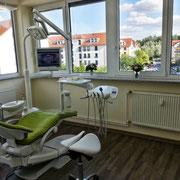 Zahnarzt Bernau im FORUM - Behandlungsraum 1