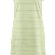 Slaapkleed Isadora in 100% bio-katoen jersey, lichtgroen, Living Crafts, beschikbaar in de maten XS, S, M, L en XL, prijs: 29,99 €