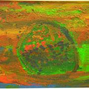 かぼちゃ、530×455、油彩 キャンヴァス、2017