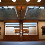 ブリデッシュ・アート・ミュージアム 展示室