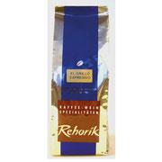 Infos zu dem Espresso der Rehorik Kaffeerösterei