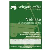Infos zu dem Filterkaffee von Backyard Coffee