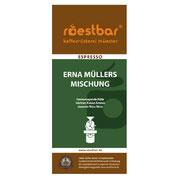 Infos zu dem Espresso von der Roestbar Münster