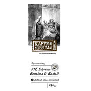 Infos zu dem Espresso vom Kaffeemuseum Berlin