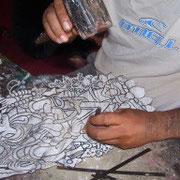 Erfahren Sie etwas über die Kunstfertigkeit balinesischer Kunsthandwerker!