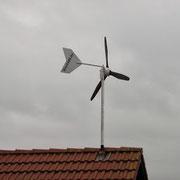 Black 600 Hauswindanlage