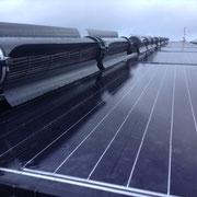 LWS Hauswindanlage in Kombination mit Photovoltaik
