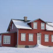 Landhaus in der Nähe von Hofsós