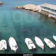 Cours natation / Enfants / Ados / Adultes / Aquagym / Aquabike / Piscine eau de mer du Vallon des Auffes 13007 Marseille