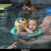 Bébé-nageur / Jardin Aquatique / Piscine du Centre Balnéo d'Allauch