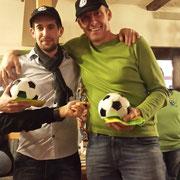 Das Siegerteam: Daniel Pabst und Thomas Strobel