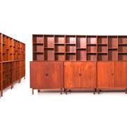 Orla Mølgaard-Nielsen and Peter Hvidt, Teak Storage / Shelves, 1960S