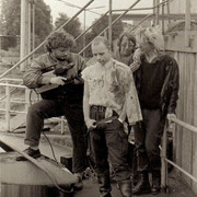 Barny, Klaus, George, Mark