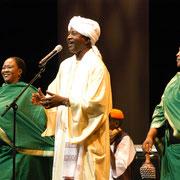 Omer Ihsas - Soulconversation meets Sudan