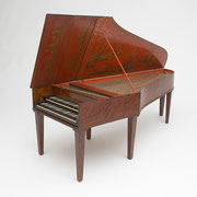 Harpsichord by Johann Adolf Hass, Hamburg, 1760, German, 18th century, The Belle Skinner Collection, ® Yale University Collection of Musical Instruments