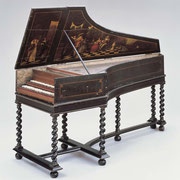 Harpsichord, 1667, Anonymus © 2015 Museum of Fine Arts, Boston