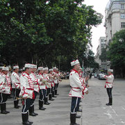 国家吹奏楽団の演奏