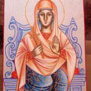 妊婦の守護聖人・聖マリナー