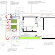 Dover Heights, Sydney - front garden design for new home