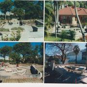 Former Davis Gelatine factory gardens - landscape masterplan / remediation