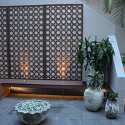 Bellevue Hill, Sydney - Moroccan-themed courtyard design