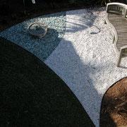 Vaucluse, Sydney - back garden design