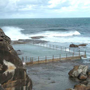 Warringah ocean rock pools - Heritage Study