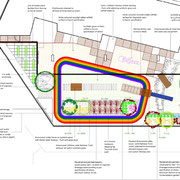 Childcare centre landscape planning - Lane Cove, Sydney