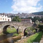 Pont sur la Durolle