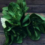 チンゲン菜花